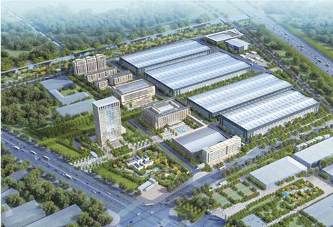 日出东方太阳能股份有限公司(研发楼、活动中心、食堂)