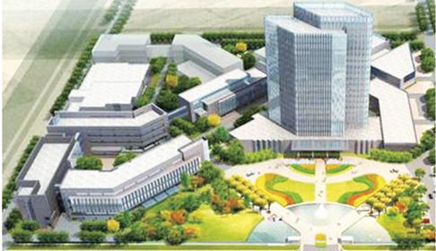 豪森医药产业园工程楼